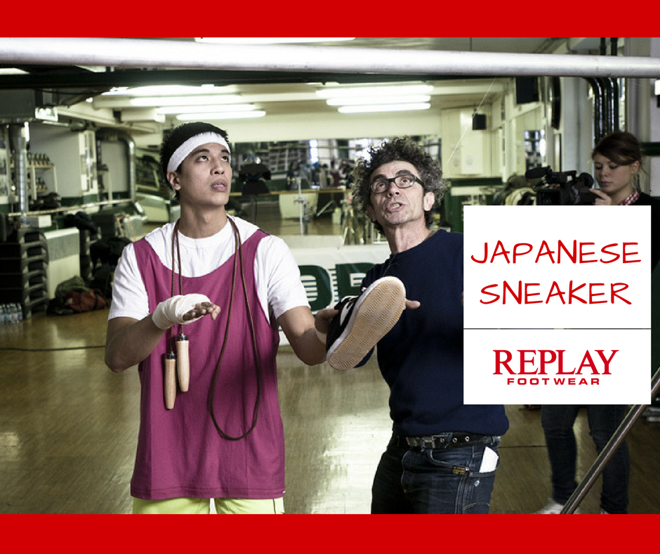 Replay – Japanese Sneaker
