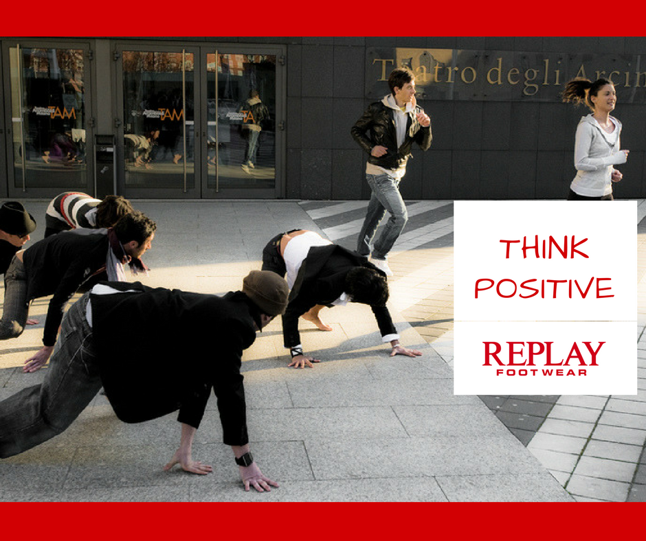 Replay – Think Positive
